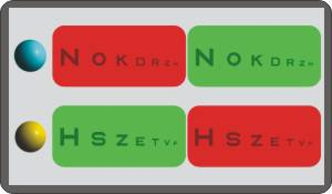test polarizzato bicromatico - Crowen Osteberg-4
